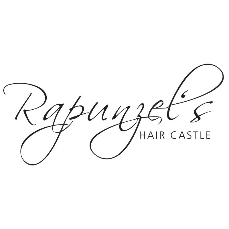 Rapunzel's Logo BLACK
